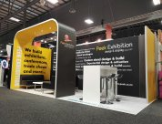 Peek Exhibition trade show stand