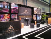 SKYCITY MEETINGS 2014 by Peek Exhibition