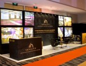 SkyCity Auckland new stand design by Peek Exhibition for MEETING's 2013