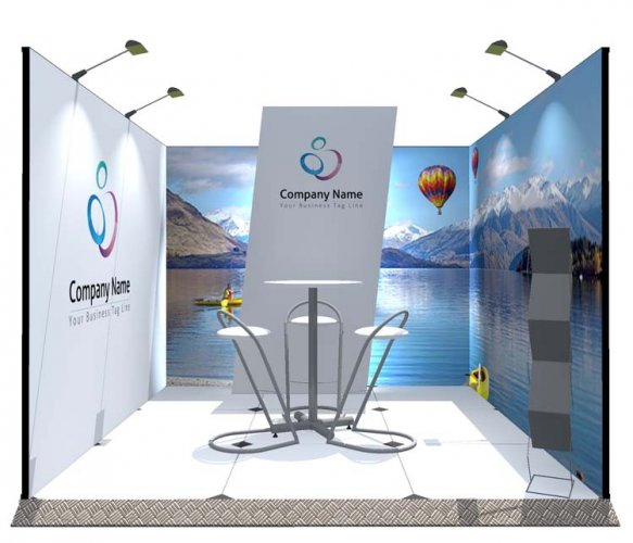 Exhibition Stand Wall Design : Exhibition stand hire trade show stands for peek